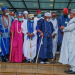 oke Ogun traditional rulers conversing with Senate President after the public hearing in July