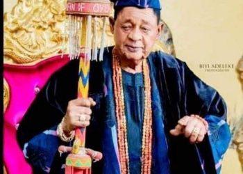 Senator Buhari, Joseph Tegbe Felicitate Alaafin of Oyo On 50th Coronation Anniversary
