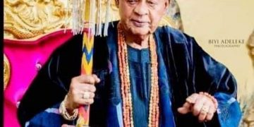 Senator Buhari, Joseph Tegbe Felicitate Alaafin of Oyo On 50th Coronation Anniversary
