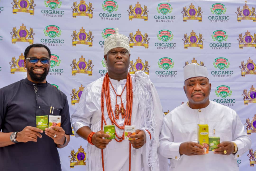 Ooni Unveils Anti COVID-19 Herbal Immune Boosting Drugs | National Insight  News